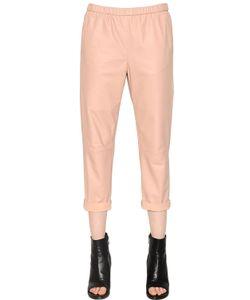 Drome | Fine Nappa Leather Pants
