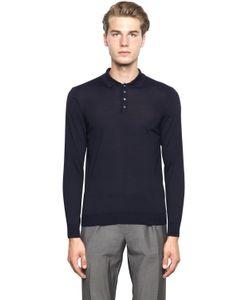Drumohr | Merino Wool Polo Sweater