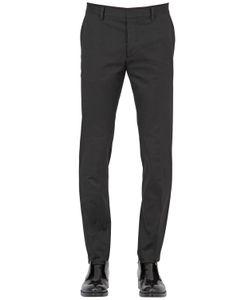 Dsquared2 | 16.5cm Tokyo Stretch Cotton Drill Pants