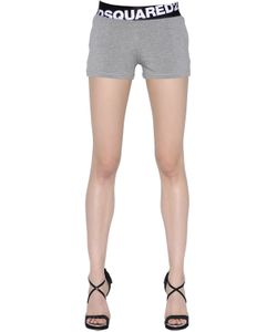 Dsquared2 | Logo Waistband Jersey Shorts
