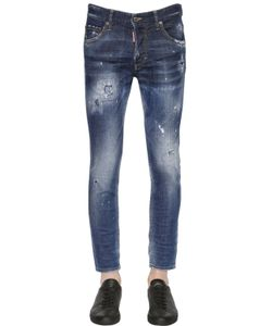 Dsquared2 | 15cm Skinny Fit Stretch Denim Jeans