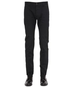 Dsquared2 | 15.5cm Twiggy Stretch Cotton Twill Pants