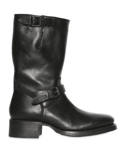 Dsquared2 | 50mm Belted Leather Boots