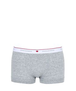 Dsquared2 | Stretch Cotton Jersey Boxer Briefs