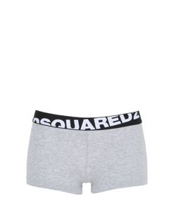 Dsquared2 | Cotton Jersey Shorts