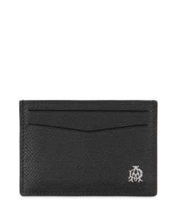 Dunhill | Embossed Leather Card Holder