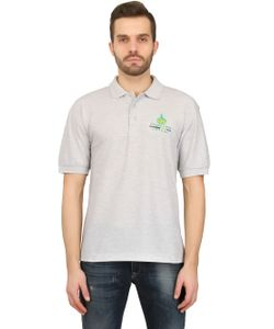 DYNAMO CAMP | Stretch Cotton Pique Polo Shirt