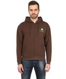 DYNAMO CAMP | Hooded Cotton Fleece Sweatshirt