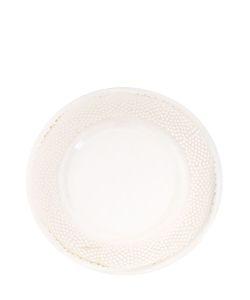 EGIZIA   Dotto Argento Dinner Plate
