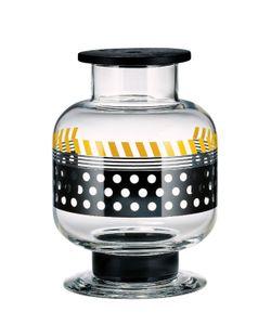 EGIZIA   Clyde Bonnie Glass Vase