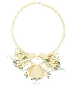 EK Thongprasert | Ikebanana Flower Silicone Necklace
