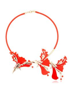 EK Thongprasert | Silicone Flower Necklace