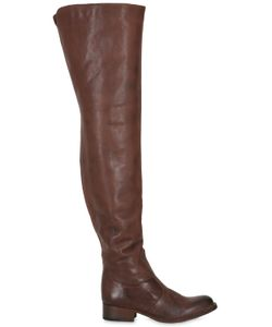 El Vaquero | 30mm Over The Knee Leather Boots