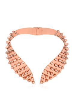 Ellen Conde | Studded High Collar Necklace