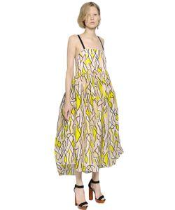 Ellery | Oversized Silk Organza Dress