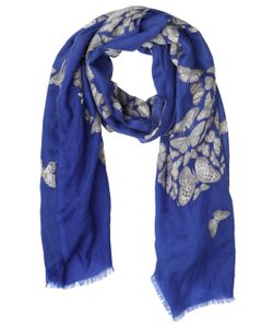 ELSA MAROTTA | Butterfly Printed Cashmere Scarf