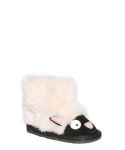 EMU Australia | Sheep Face Wool Suede Boots