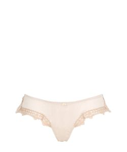 Ermanno scervino lingerie   Stretch Silk Satin Briefs