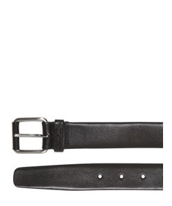 ERMENEGILDO ZEGNA COUTURE | 30mm Leather Belt