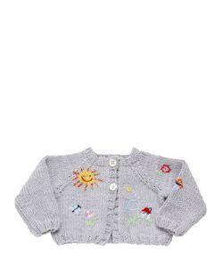 ETCÌ | Handmade Cotton Tricot Cardigan
