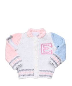 ETCÌ | Handmade Merino Wool Tricot Cardigan