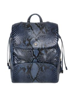 ETTORE BUGATTI COLLECTION   Python Backpack