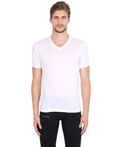 FALKE LUXURY | Finest Cotton Cashmere T-Shirt