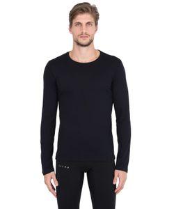 FALKE LUXURY | Fine Cotton Cashmere T-Shirt
