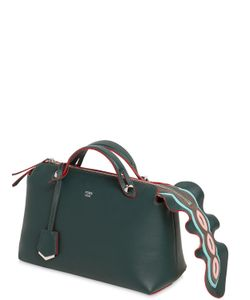 Fendi | Small By The Way Bag W/ Embellished Zip