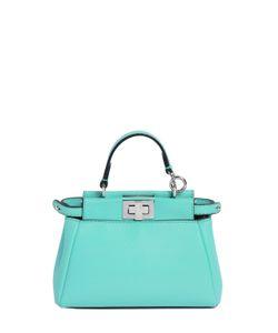 Fendi | Micro Peekaboo Nappa Leather Bag
