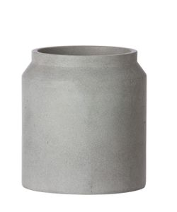 FERM LIVING | Small Concrete Pot