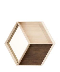 FERM LIVING | Wall Wonder Mirror With Shelves