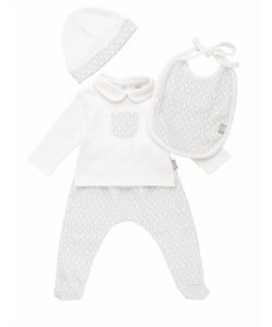 FILOBIO | Organic Cotton Top Pants Bib Hat