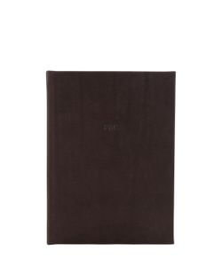 FINE&CANDY | Brunette Leather Covered Notebook