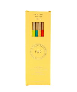FINE&CANDY | Candy Pencil Box Set Of 4 Pencils