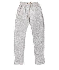 FINGER IN THE NOSE | Printed Cotton Jogging Trousers