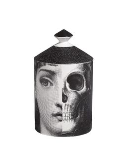 FORNASETTI | R.I.P Otto Scented Candle With Lid