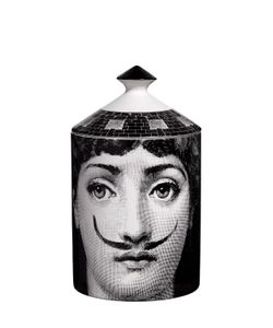 FORNASETTI | Le Femme Aux Moustaches Scented Candle