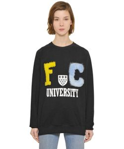 FORTE COUTURE | Fc University Cotton Sweatshirt