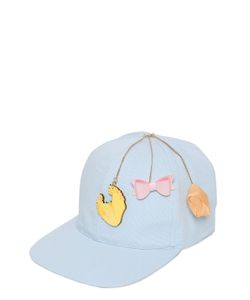 FRANCESCO BALLESTRAZZI | Toy Charms Cotton Baseball Hat