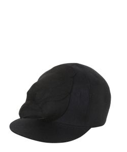 FRANCESCO BALLESTRAZZI | Hawk Head Felt Baseball Hat