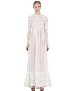 Francesco Scognamiglio | Cotton Fil Coupe Gown