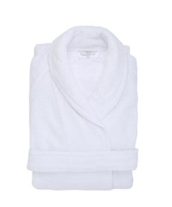 Frette | Unito Cotton Terrycloth Bathrobe