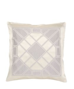 Frette | Luxury Labyrinth Euro Pillowcase