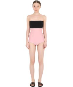 FRIDA QUERIDA | Reversible Lycra One Piece Swimsuit