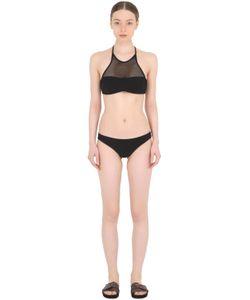 FRIDA QUERIDA | Reversible Lycra Mesh Bikini
