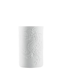 FURSTENBERG 1747   Dragon Touché Collection Porcelain Glass
