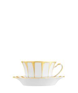 FURSTENBERG 1747   Crecque Athena Tea Cup Saucer