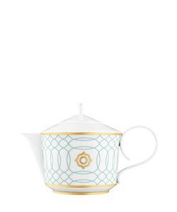 FURSTENBERG 1747   Carlo Este Collection Porcelain Teapot