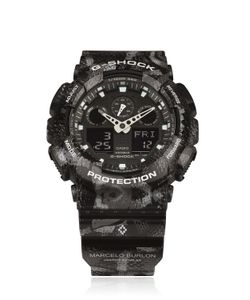 G-Shock | Marcelo Burlon Snake Printed Resin Watch